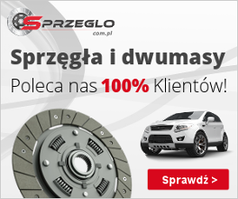 Sprzęgła i koła dwumasowe - Sprzeglo.com.pl